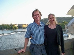 Melinda and Rick